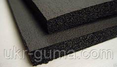 Техпластина пористая (губчатая) II гр 6 мм ТУ 38.105867-90