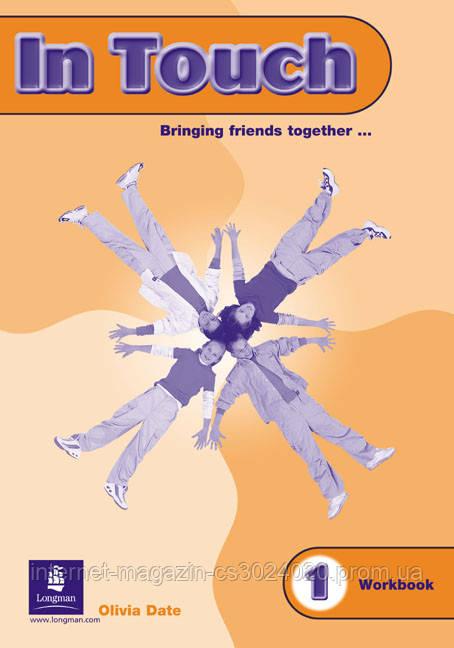In Touch East Mediterranean Workbook 1 ISBN: 9780582306424
