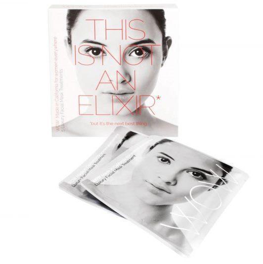 Гиалуаль маска для лица Hyalual WOW mask -1уп 5шт