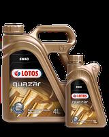 Синтетическое масло LOTOS QUAZAR Hi-Tec 5W-40 ✔ 4л
