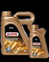 Синтетическое масло LOTOS QUAZAR K 5W-40 ✔ 1л.