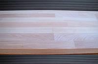 Мебельный щит цельный бук 40мм