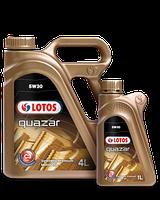 Синтетическое масло LOTOS QUAZAR C3 5W-30 ✔ 4л
