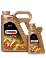 Синтетическое масло LOTOS QUAZAR C4 SAE 5W-30 ✔ 4л