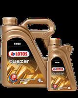 Синтетическое масло LOTOS QUAZAR C4 SAE 5W-30 ✔ 1л