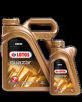 Синтетическое масло LOTOS QUAZAR F 5W30 ✔ 4л