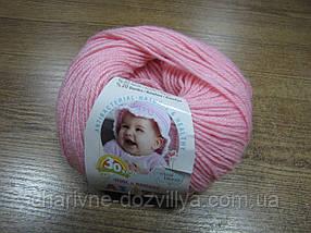 Пряжа для ручного и машинного вязания Baby Wool Alize/Беби Вул Ализе