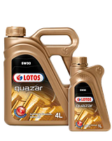 Синтетическое масло LOTOS Quazar S 5W30 ✔ 4л