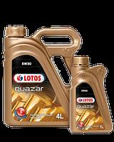Синтетическое масло LOTOS Quazar S 5W30 ✔ 1л