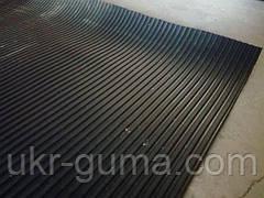 Автодоріжка гумова смужка, розмір 1,8 6,2 м x
