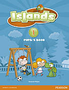 Islands Level 1 Pupil's Book plus pin code ISBN: 9781408289990