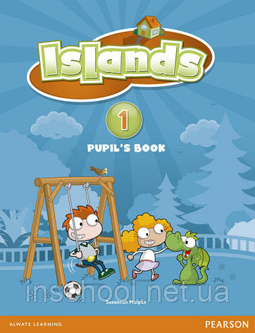 Islands Level 1 Pupil's Book plus pin code ISBN: 9781408289990, фото 2
