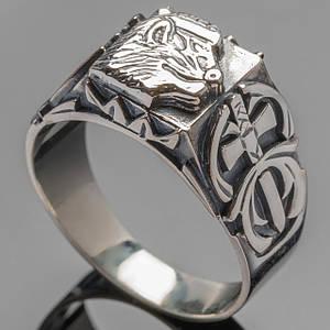 Перстень мужской из серебра 925 пробы арт. 275к