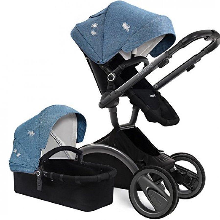 Универсальная коляска 2 в 1 Babysing V-GO