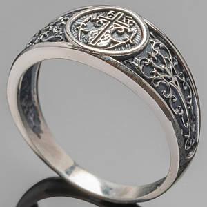 Перстень мужской из серебра 925 пробы арт. 287к
