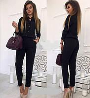 Комбинезон женский брюками  руд169, фото 1