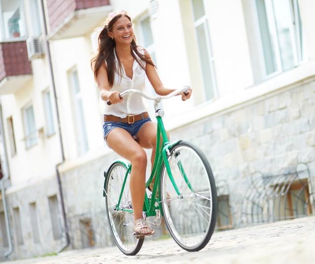 Городские женские велосипеды
