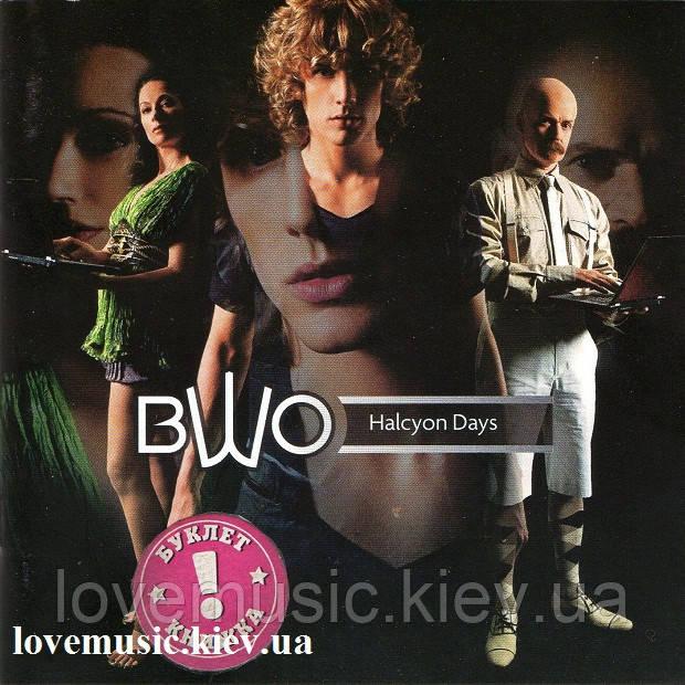 Музичний сд диск BWO Halcyon days (2006) (audio cd)