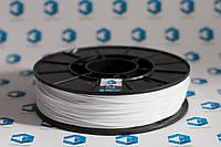 PLA пластик, 500 грамм 1.75мм белый
