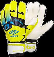 Перчатки вратарские Umbro (p.8,9,10) с защитными вставками.FB-894-1, фото 1