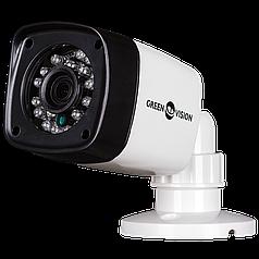 Наружная AHD камера GreenVision GV-044-AHD-G-COS13-20 960P
