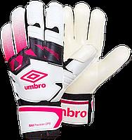 Перчатки вратарские Umbro (p.8,9,10) с защитными вставками.FB-894-2, фото 1