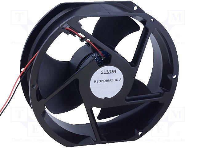 PSD24H0AZBX-A вентилятор пічки
