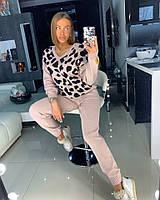 Костюм Doratti Anna теплый вязаный свитер и штаны с манжетами Ddor1290, фото 1