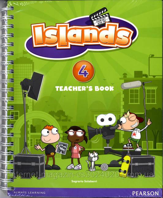 Islands Level 4 Teacher's Test Pack ISBN: 9781447913719