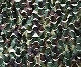 Маскировочная сеть Shelter  Camo 3х6 зеленая