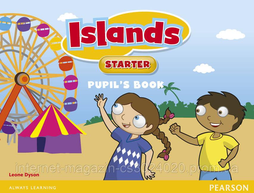 Islands Starter Pupil's Book ISBN: 9781447924708