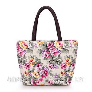 Детская сумочка  для девочки в цветочки