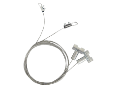 Крепления на тросе подвесное для Ilumia LP - 067