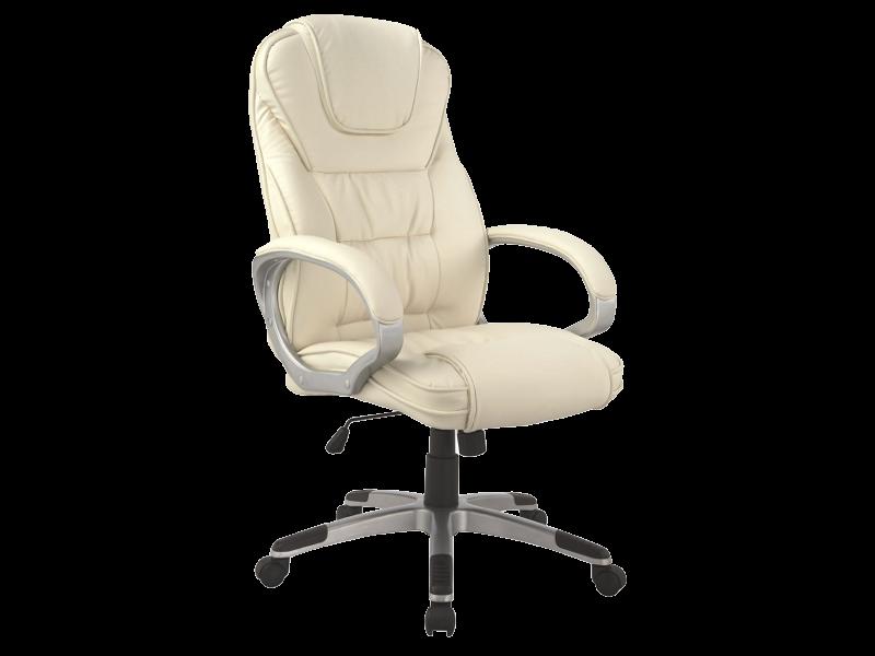 Компьютерное кресло Q-031 Signal бежевый