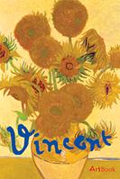 Блокнот Артбук А5 Винсент Ван Гог с афоризмами