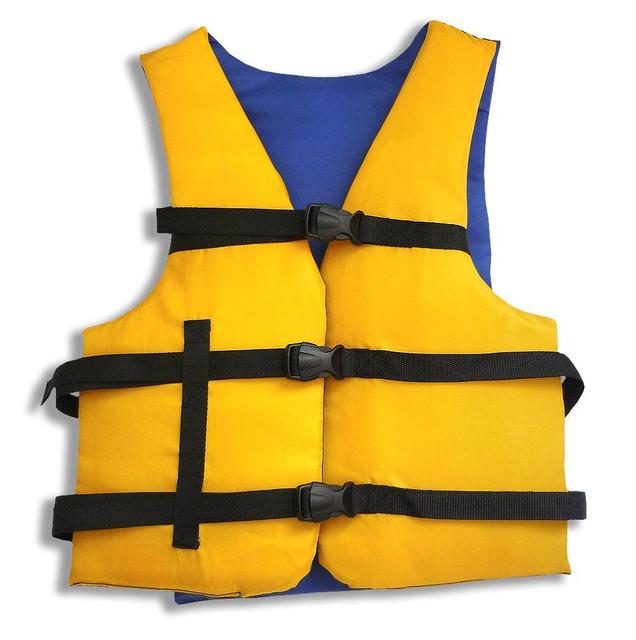 Универсальные спасательные жилеты