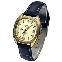 Советские позолоченные часы Cornavin
