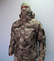 Куртка Зимняя Камуфлированная
