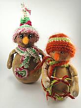 Снеговик Ароматизированная игрушка