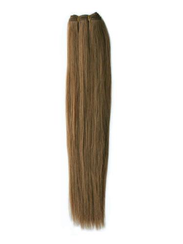 Волосы на трессе 50 см. Цвет #10 Русый, фото 1