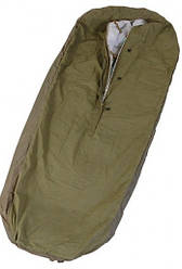 """Офицерский спальный мешок Чехия """"Czech Army Mummy Sleeping Bag"""""""
