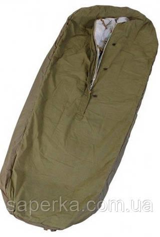 """Офицерский спальный мешок Чехия """"Czech Army Mummy Sleeping Bag"""", фото 2"""
