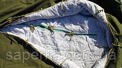 """Офицерский спальный мешок Чехия """"Czech Army Mummy Sleeping Bag"""", фото 3"""