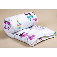 Детское одеяло lotus - kitty 95*145 #S/H