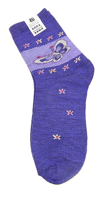 824b487e6c22 Женские шерстяные носки с махрой Корона В2513-4. В упаковке 12 пар ...