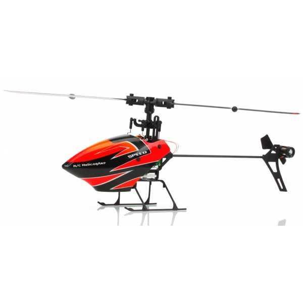 Вертолёт на радиоуправлении с 3D микро WL Toys V922 FBL (оранжевый)