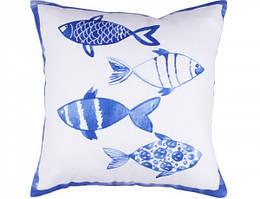 Декоративные Подушка декоративная barine - sea cushion 40*40 #S/H