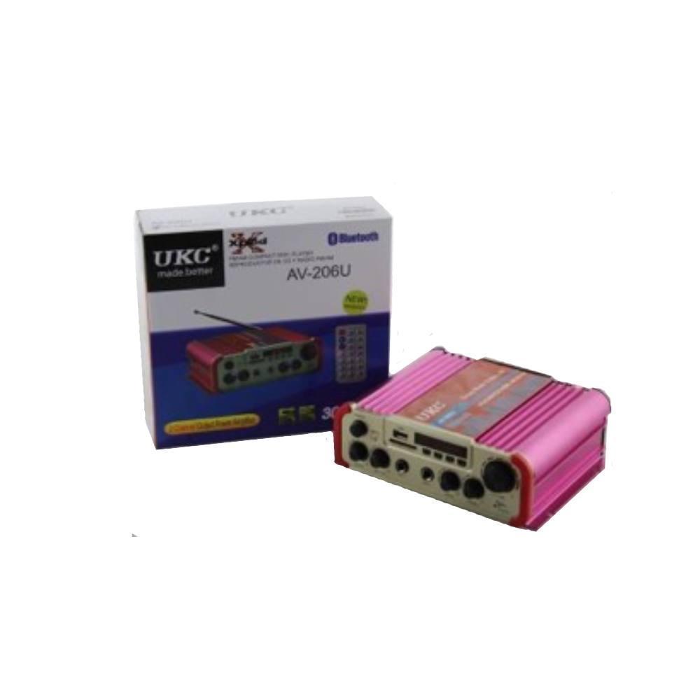 Усилитель AMP AV 206 Bluetooth