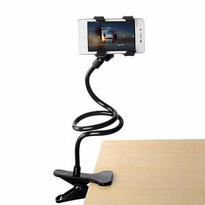 Универсальный держатель для телефона с пришепкой