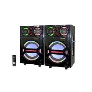 Активная акустическая система Ailiang  USBFM-7410-DT/2.0  с USB/Bluetooth